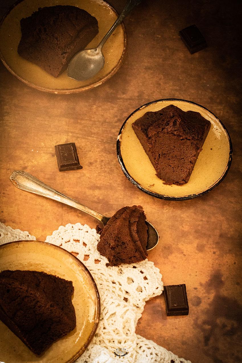 recette fondant au chocolat au fromage blanc