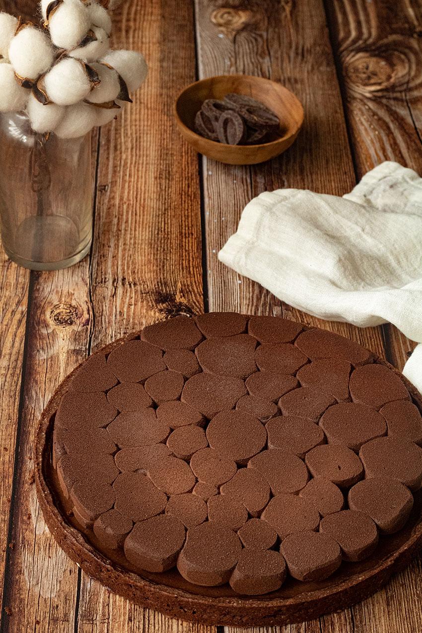 tarte chocolat jeffrey cagnes