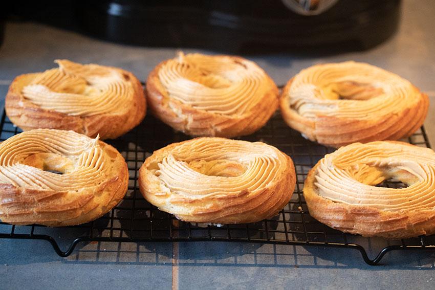crème mousseline praliné paris-brest