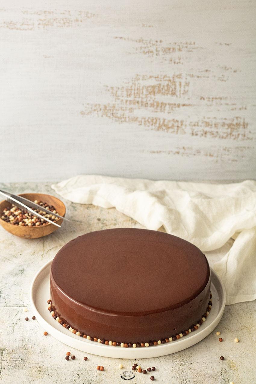 recette royal ou trianon cap pâtissier