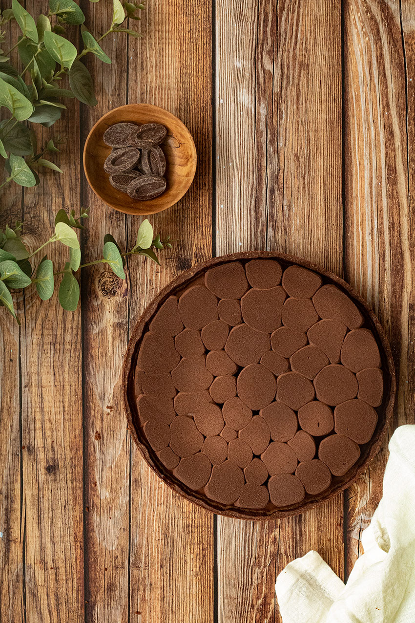 tarte chocolat jeffrey cagnes stohrer
