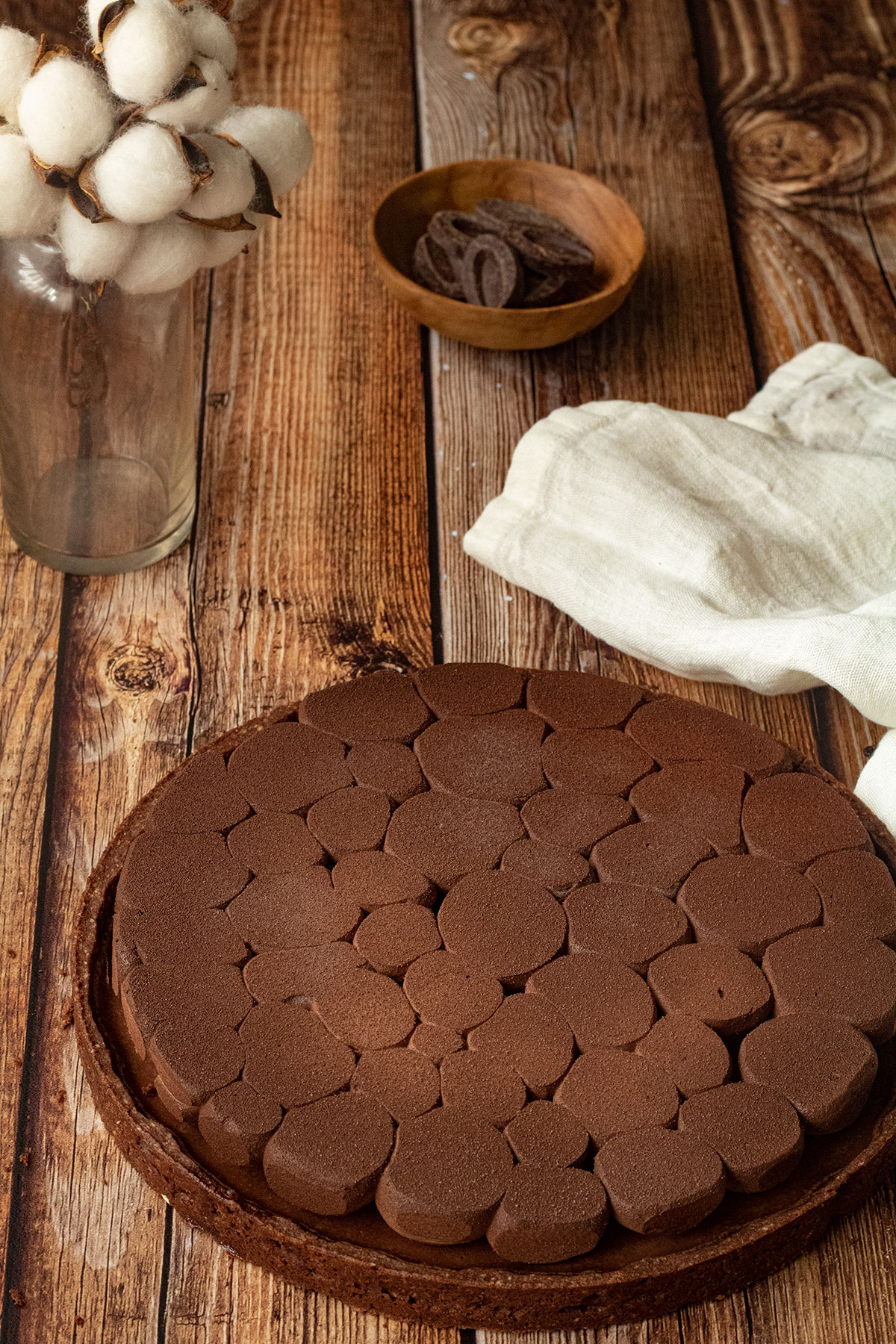 tarte chocolat stohrer