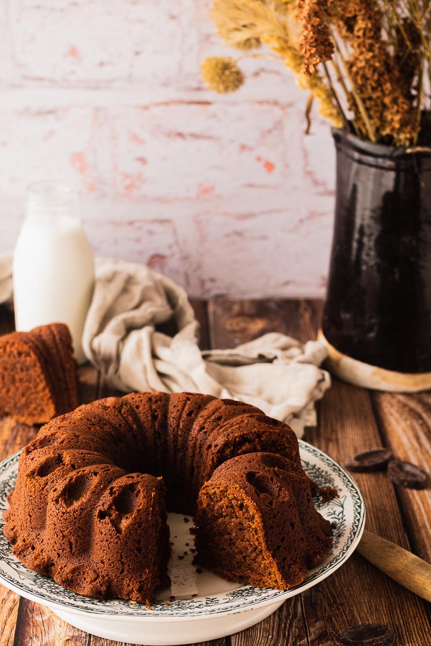 bundt cake mascarpone chocolat