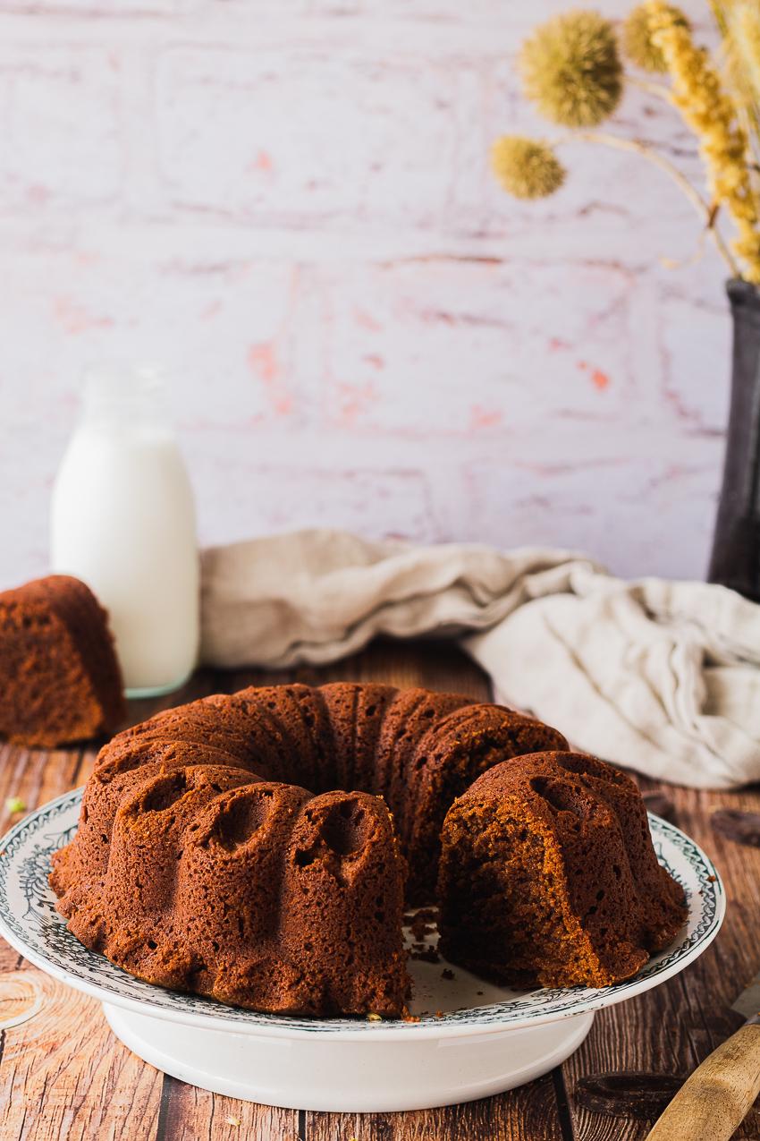 recette bundt cake chocolat mascarpone