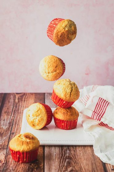 muffins banane coco