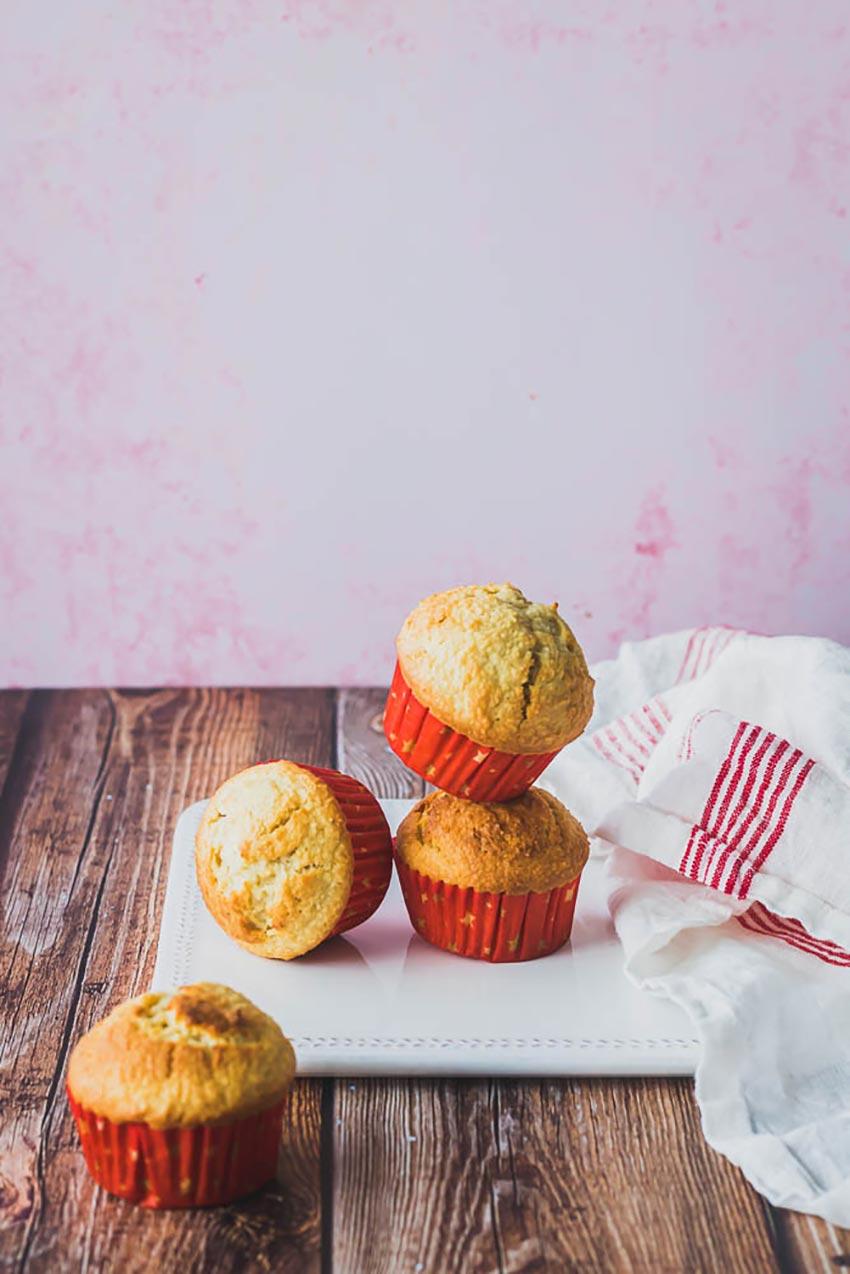muffins banane coco recette