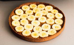 bananes banoffee pie