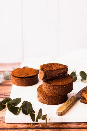tartelettes chocolat praliné dechenaud julien