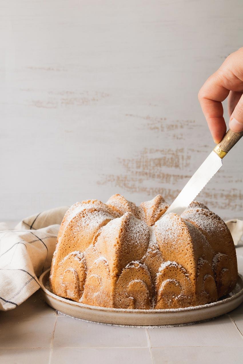 faire un gâteau de savoie