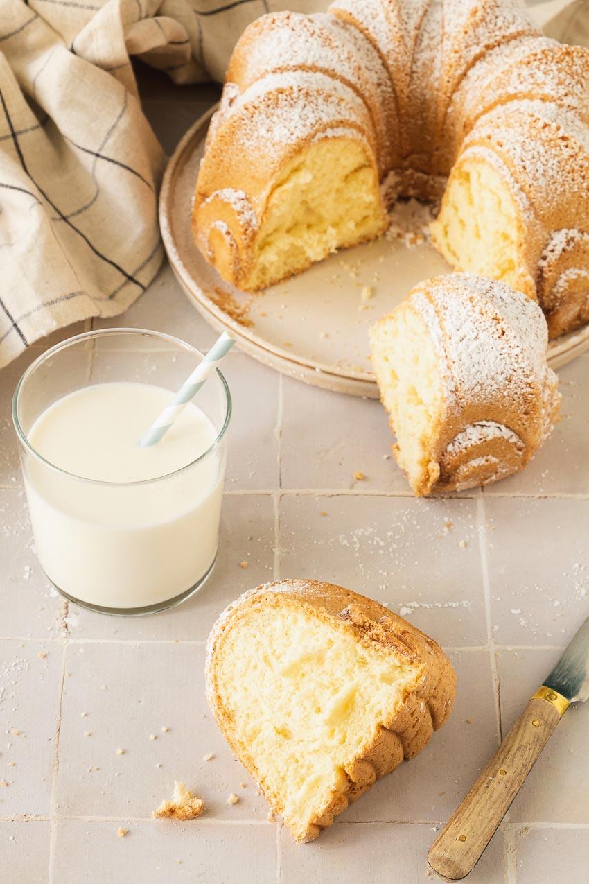 gâteau de savoie recette facile