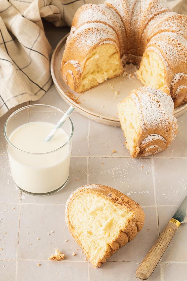 gâteau de savoie de gaston lenôtre