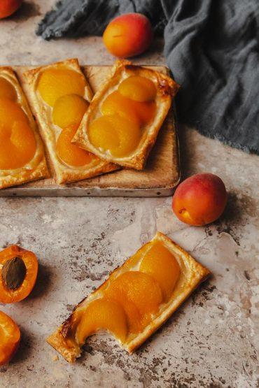 anglaises aux abricots