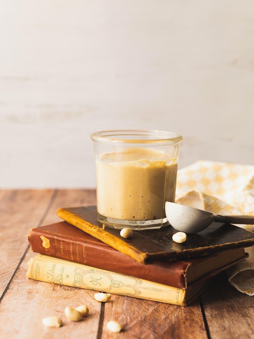 beurre de cacahuètes facile