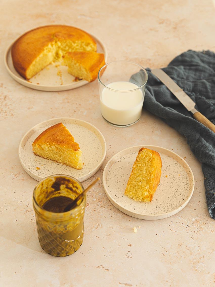 biscuit madeleine recette