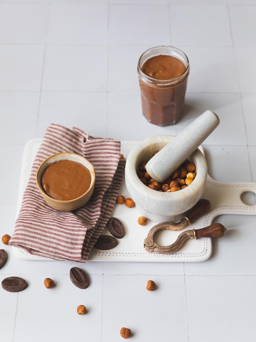 nutella maison recette facile