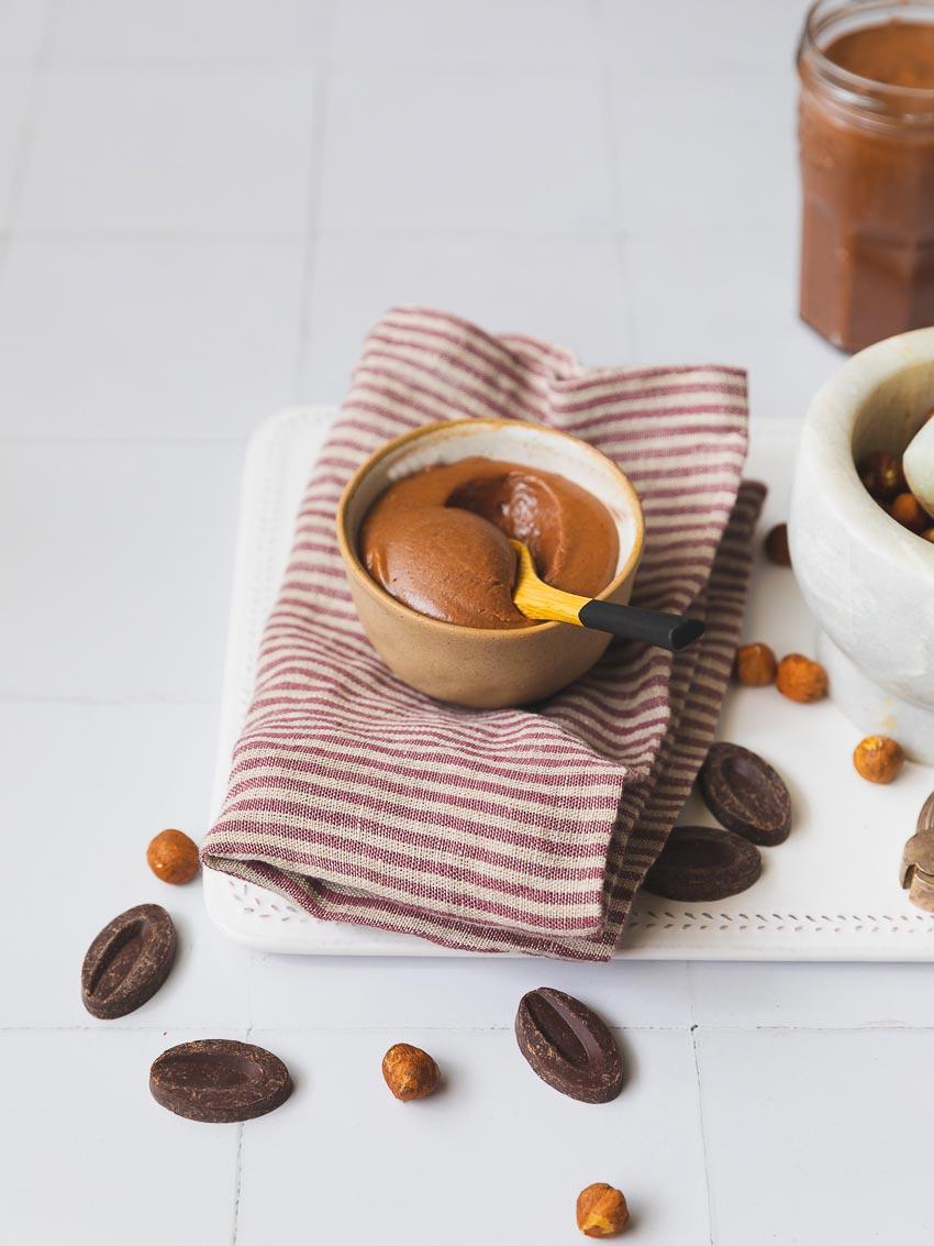 recette nutella maison facile et rapide
